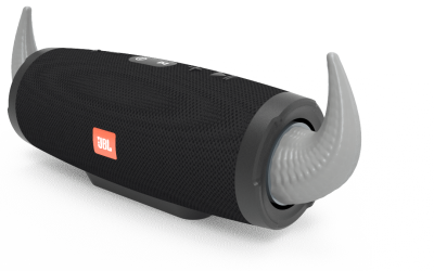 JBL Charge Bluetooth Horns