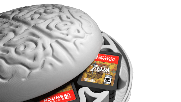Nintendo Switch Brain Case 5