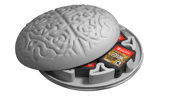 Nintendo Switch Brain Case 1