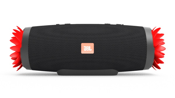 JBL Charge 3 Flowers 2